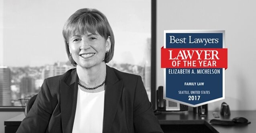Liz Michelson Named 2017 Family Law