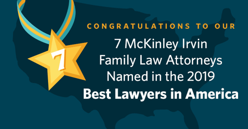 7 McKinley Irvin Attorneys Named Best Lawyers in America