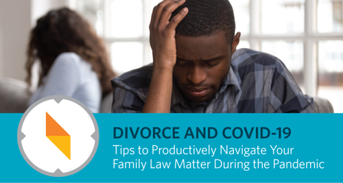 Discussing Divorce During the Current Health Crisis
