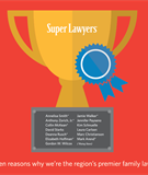13 McKinley Irvin Attorneys Selected to Washington Super Lawyers 2015