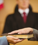 Can You Use Witnesses in a Divorce Trial?