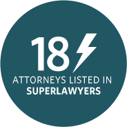 20 Attorneys Listed in Super Lawyers