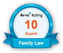 Avvo Superb Lawyer Rating