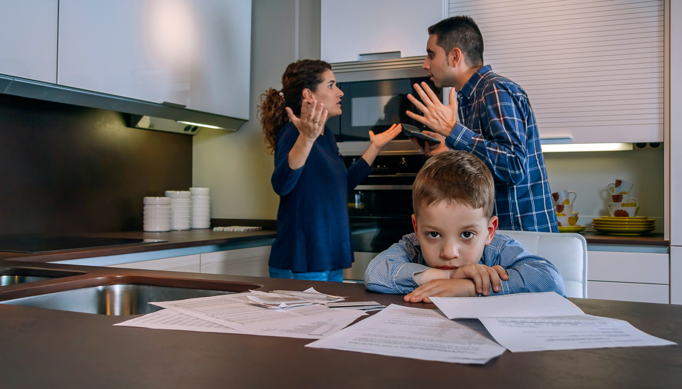 How to Keep Child Custody Exchanges Civil