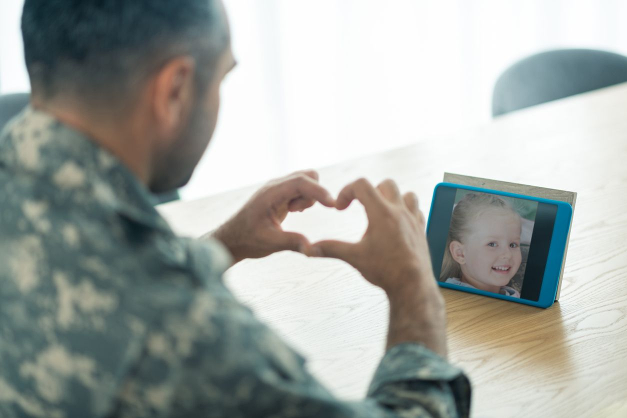 Child Support Rules for Military Families