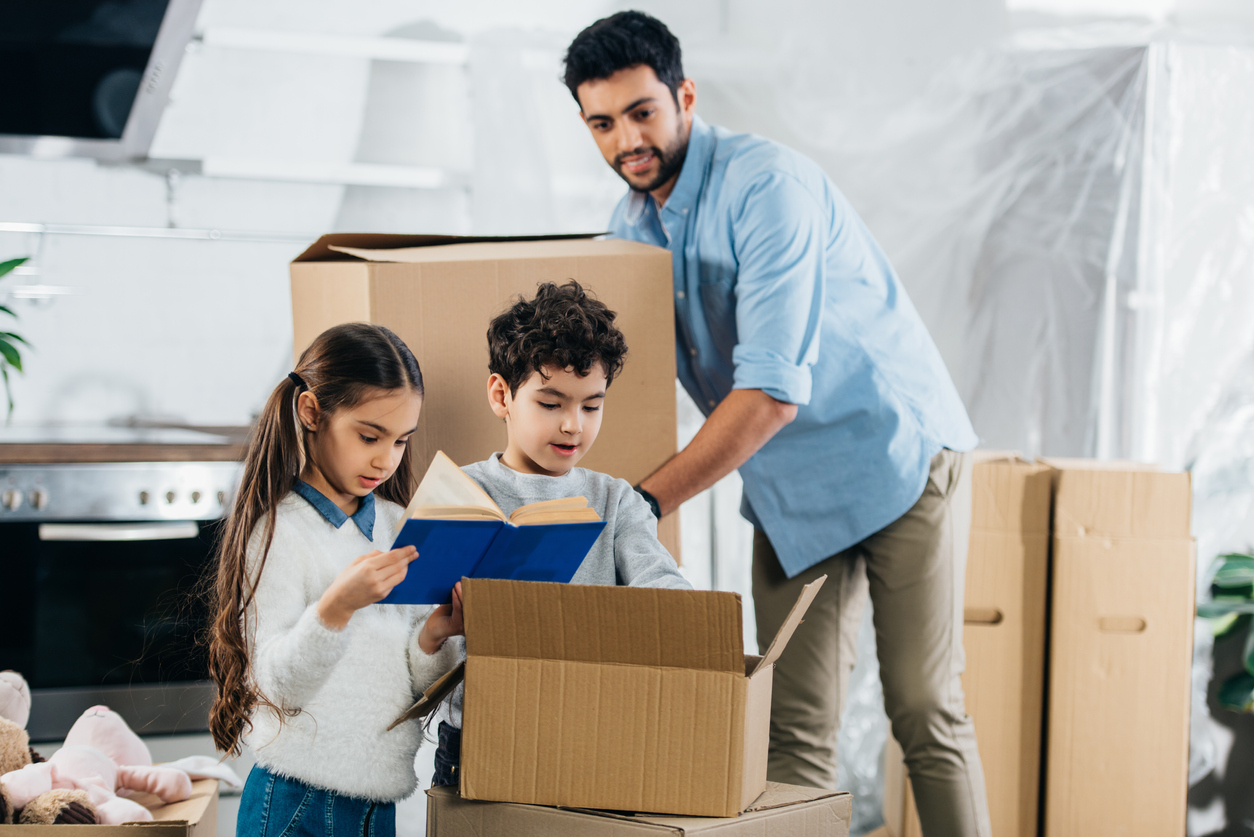 What to Expect When Moving After Divorce