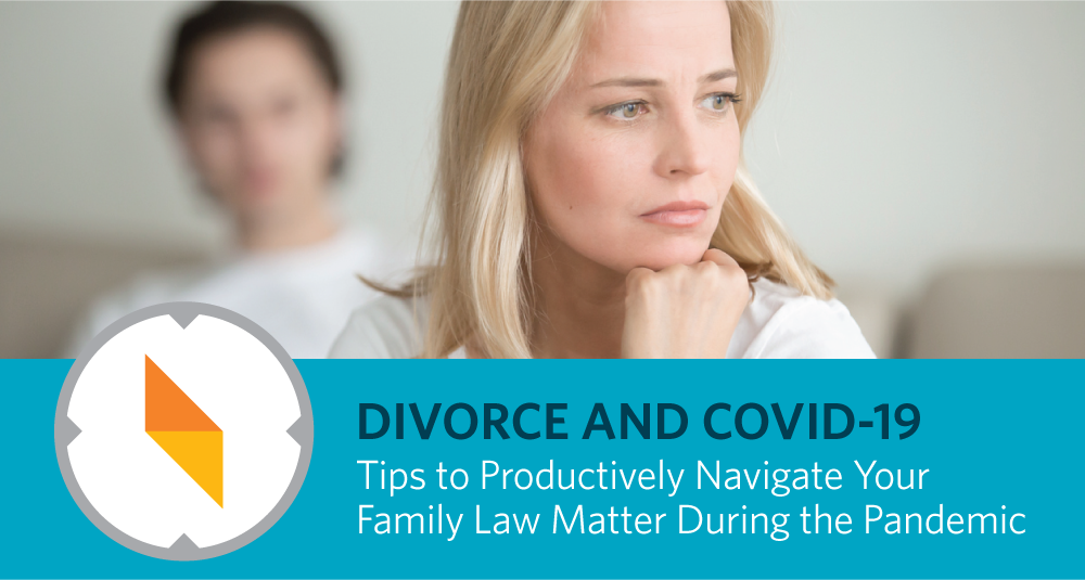 Whether or Not to File for Divorce During the Current Health Crisis