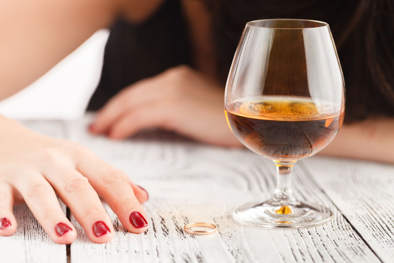 Divorcing an Addict or Alcoholic
