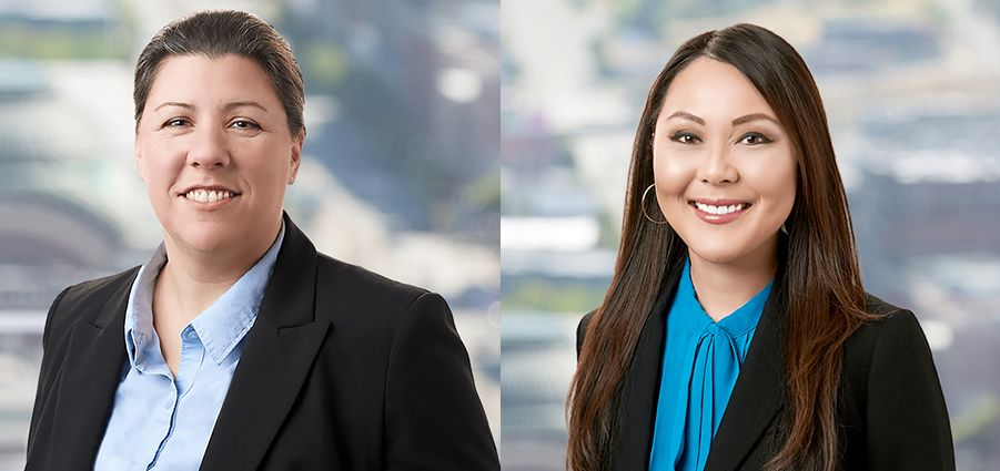 Family Law Attorneys Amy Carei and Ashley Raymond Join McKinley Irvin in Tacoma