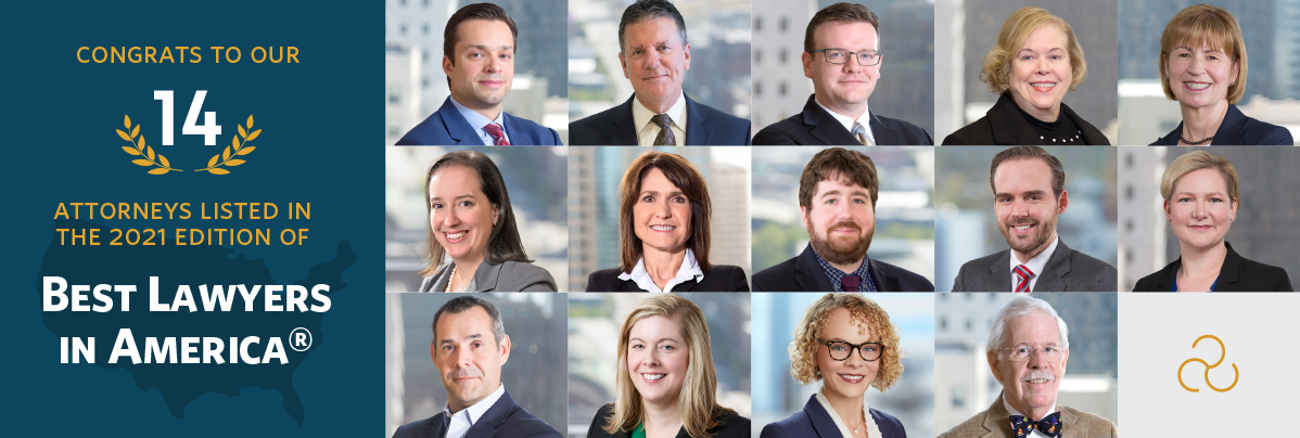 14 McKinley Irvin family law attorneys included in 2021 The Best Lawyers in America®