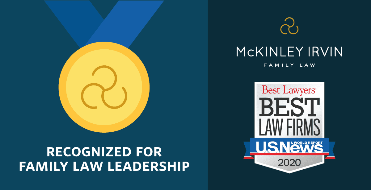 "McKinley Irvin Named in 2020 ""Best Law Firms"" by U.S. News"